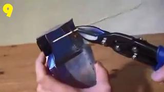 Cara Membuat Miniatur Mobil Dari Kaleng Bekas 9
