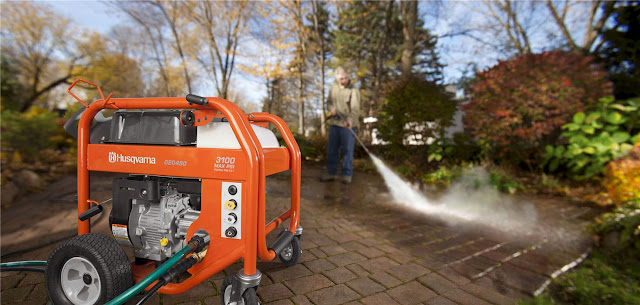 How to use Pressure Washer