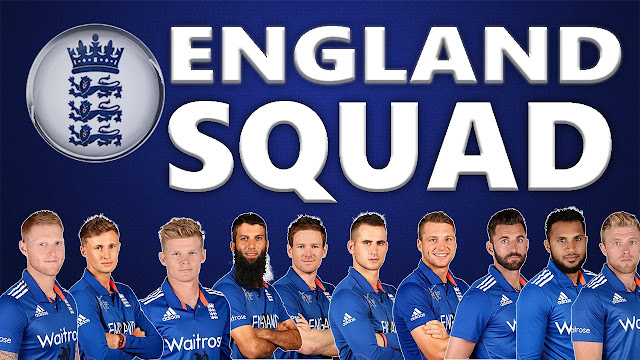 WC 2019 England Team Squad