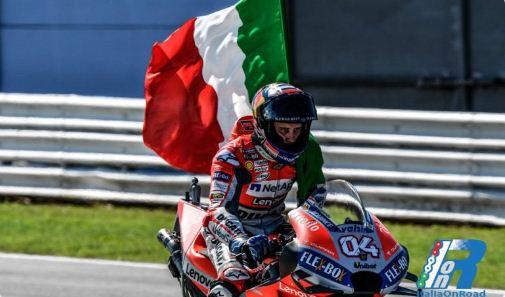 Andrea Dovizioso Pimpin Klasemen MotoGP 2019