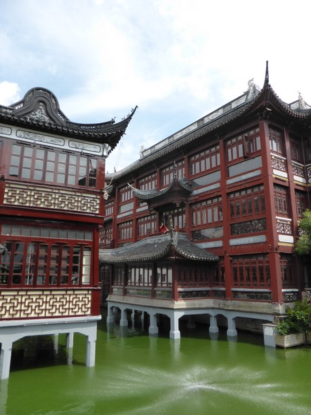 Edificios del Gran Bazaar
