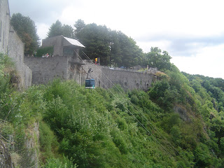 Citadel Dinant Belgium Travel History
