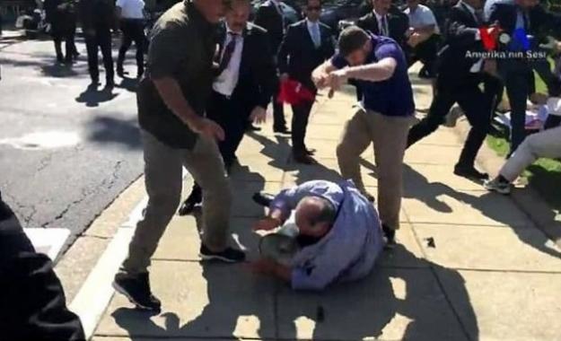 Σε δίκη σωματοφύλακες του Ερντογάν για τα επεισόδια στην Ουάσιγκτον