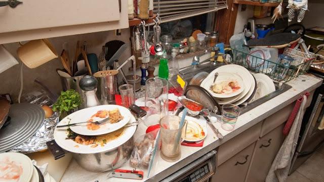 5 Cara Bersihkan Dapur Dengan Lemon dan Soda Kue
