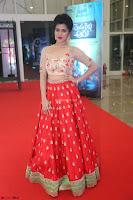 Mahima in beautiful Red Ghagra beigh transparent choli ~  Exclusive 151.JPG