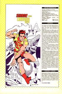 Shade Hombre Cambiante DC Comics