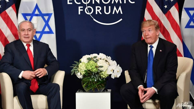 Netanyahu to talk with Trump about attending embassy opening