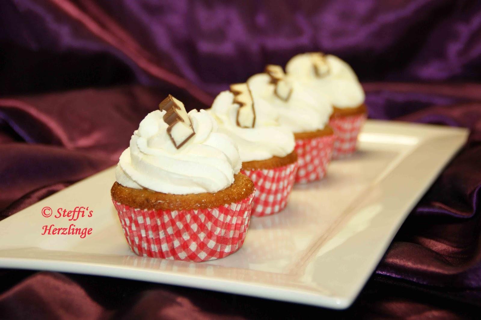 KinderschokoladeCupcakes
