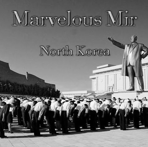 """Marvelous Mir Releases New Song """"North Korea"""""""
