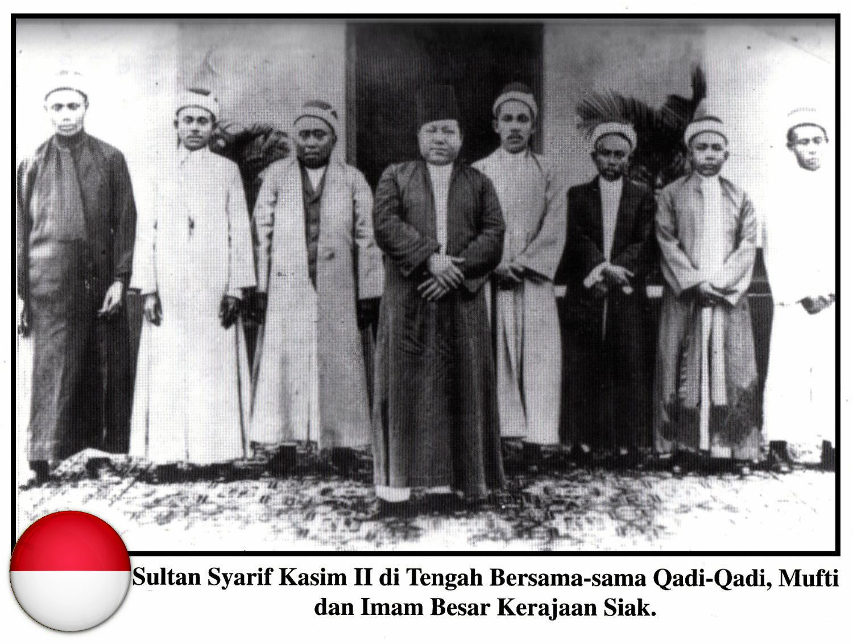 13 Juta Gulden (Rp 1.000 Triliun) Sumbangan Sultan Syarif Kasim II ...