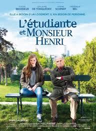 La estudiante y el Sr. Henri (2015)