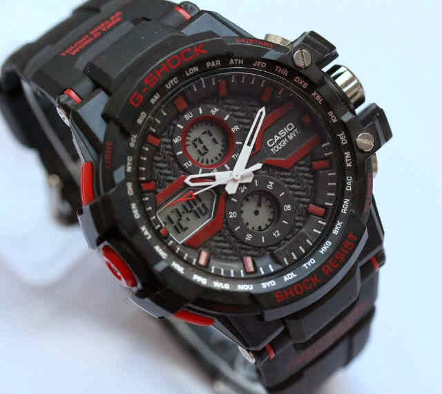 G-Shock X Factor GWA-1000 KW Super 7d7637ec4f