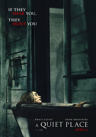 A Quiet Place 2018 Full English Movie Download BRRip 1080p