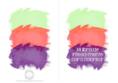 Imprimir y colorear Intesa-mente