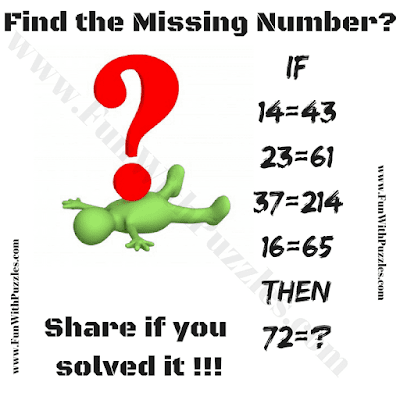 Logic Math Problem