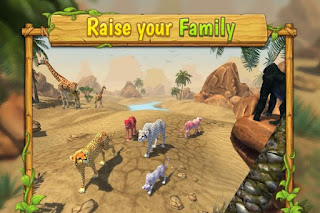 Cheetah Family Sim Apk v2.1.3 (Mod Money)
