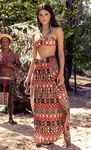 Água de Coco Verão 2017 campanha Isabeli Fontana