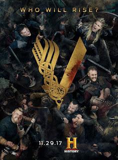 Vikingos Temporada 5 Audio Latino
