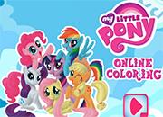 MLP Online Coloring