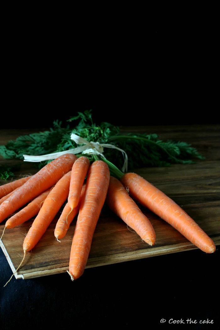 carrot, zanahoria