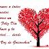 Feliz día del Amor y la Amistad...