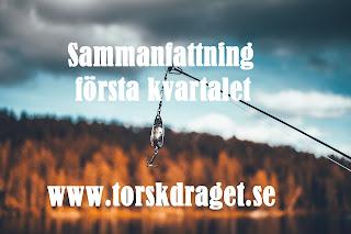 www.torskdraget.se Sammanfattning av första kvartalet 2017