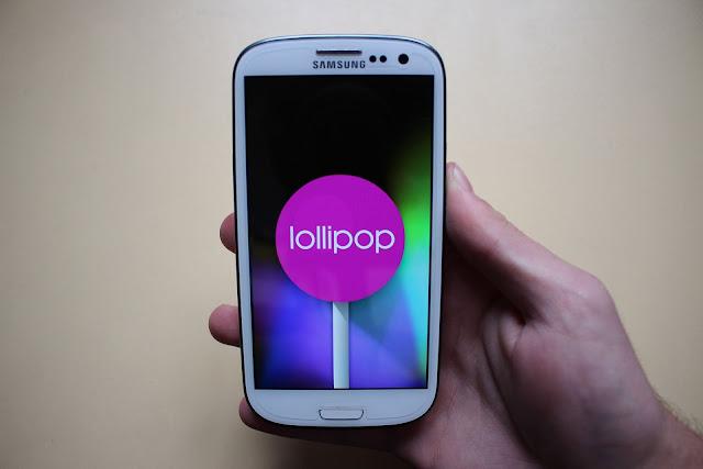 Android 5.1 Lollipop OmniROM - Galaxy S3 (GT-I9300)