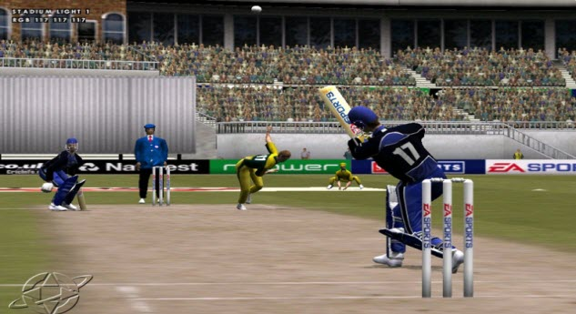 Cricket 2002 Game