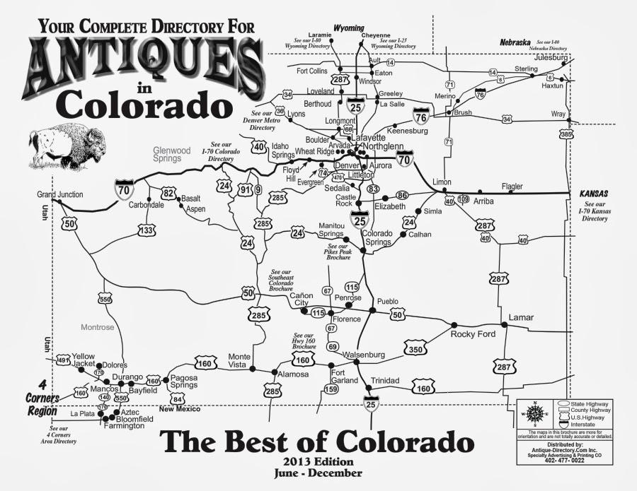 Antique Directory: Colorado