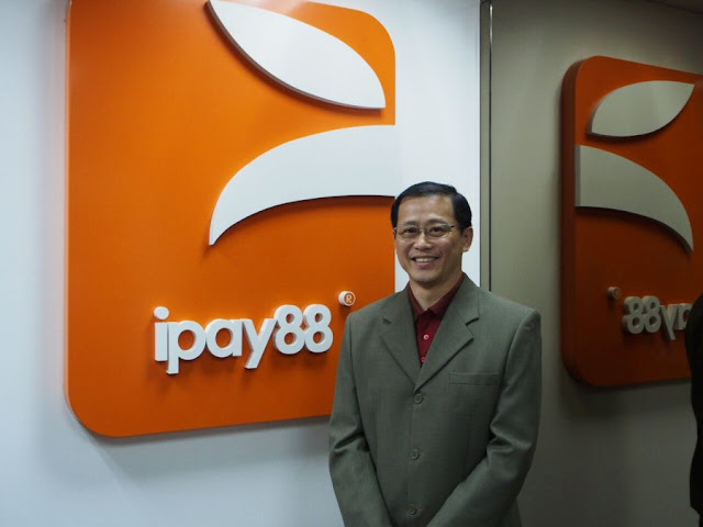 Executive Director of iPay88, Lim Kok Hing