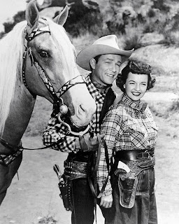 A drifting cowboy: Double R Bar Ranch -- Roy Rogers ...