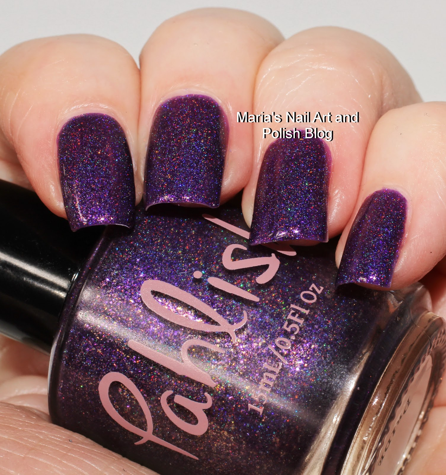 Pride Nail Designs: Marias Nail Art And Polish Blog: Pahlish Pride Swatches