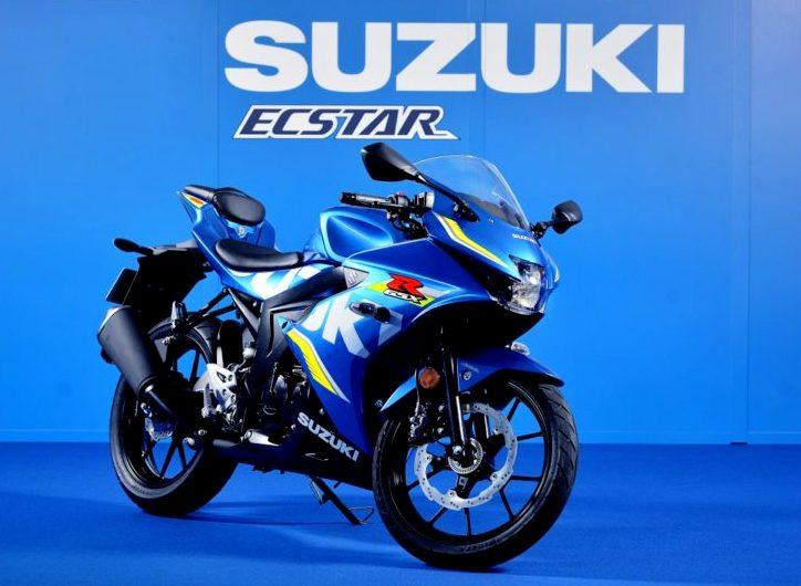 Punya power mesin paling besar dikelasnya, apa rahasia Suzuki GSX-R150 ?