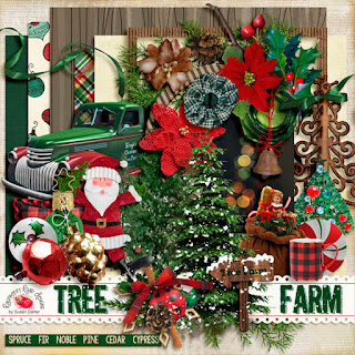 Tree Farm Collection & Free Mini Kit