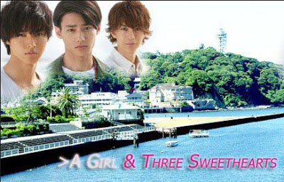 Sinopsis A Girl & Three Sweethearts Episode 1-10 (Tamat)