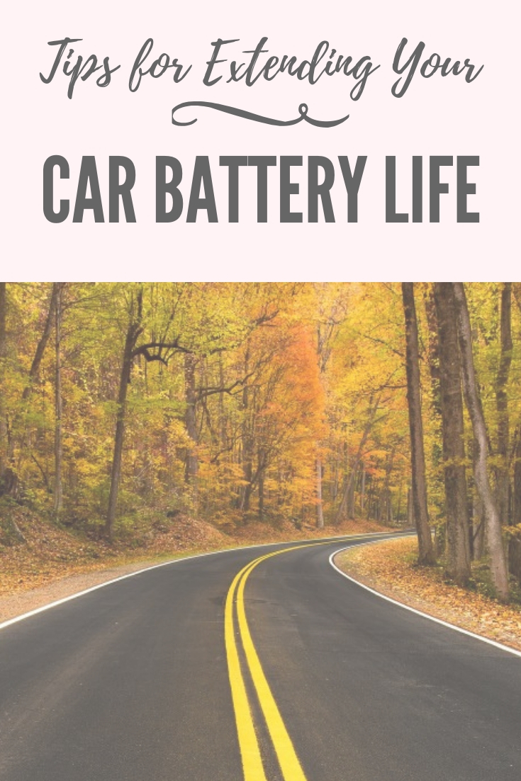 extending your car battery life