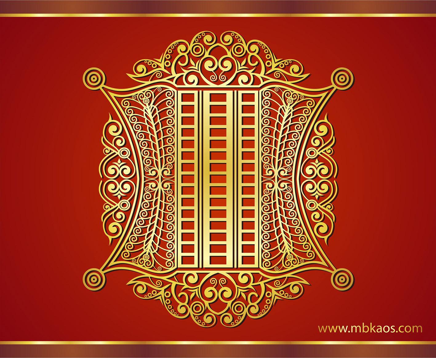 vector ornament pinto aceh cdr mbkaos vector ornament pinto aceh cdr mbkaos