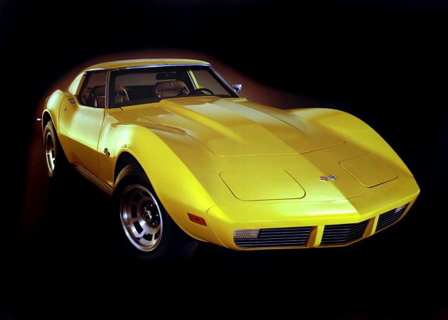 Photos Of Corvettes Over The Past 60 Years C1 Through C7