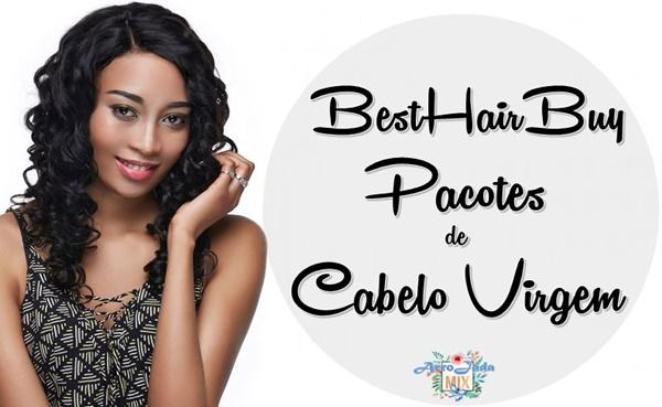 BestHairBuy Pacotes Cabelo Virgem