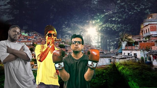 """Nomadebeatz lança o Rap/Ragga """"House of Pain"""", com participação de Monkey Jhayam, King Trip e Khal Dias."""