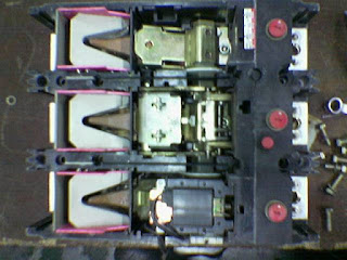 technician blog, Tecnical blogger, juruteknik industri, juruelektrik, contactor rosak