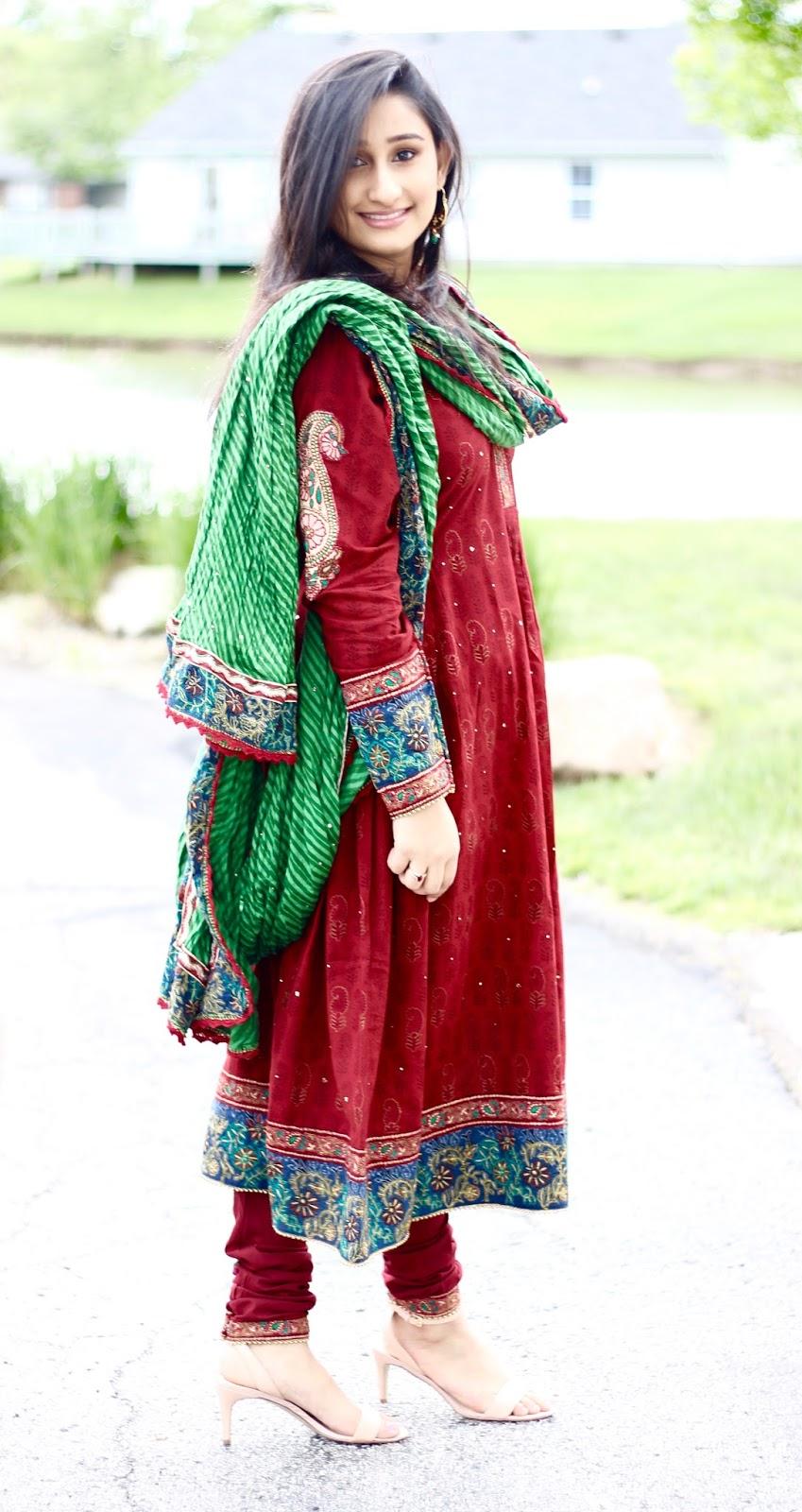 Indian Wedding GRWM || OOTD