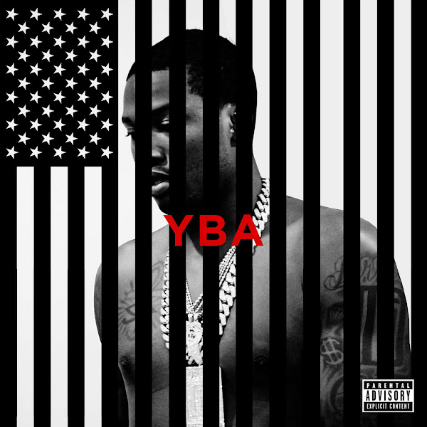 Meek Mill - Young Black America (feat. The-Dream) - Single Cover
