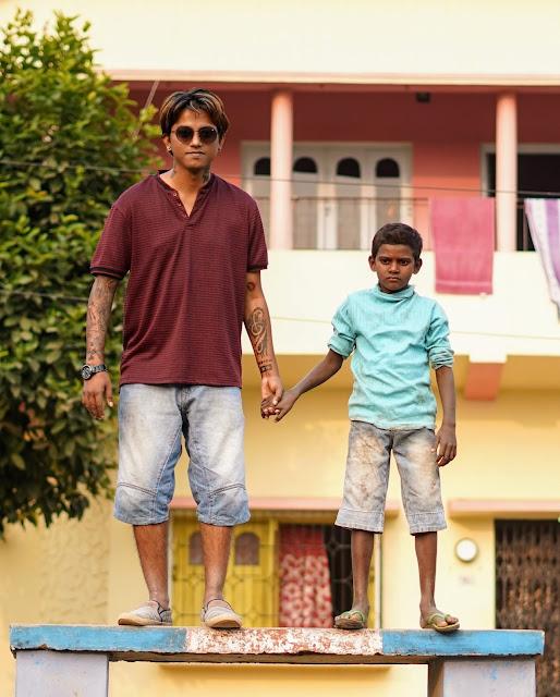 Helping Hand- Sourajit Saha 1