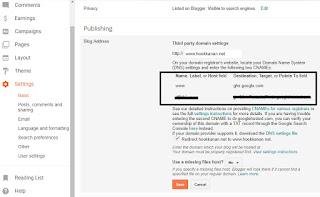 Cara membeli domain agar blog anda menjadi TLD
