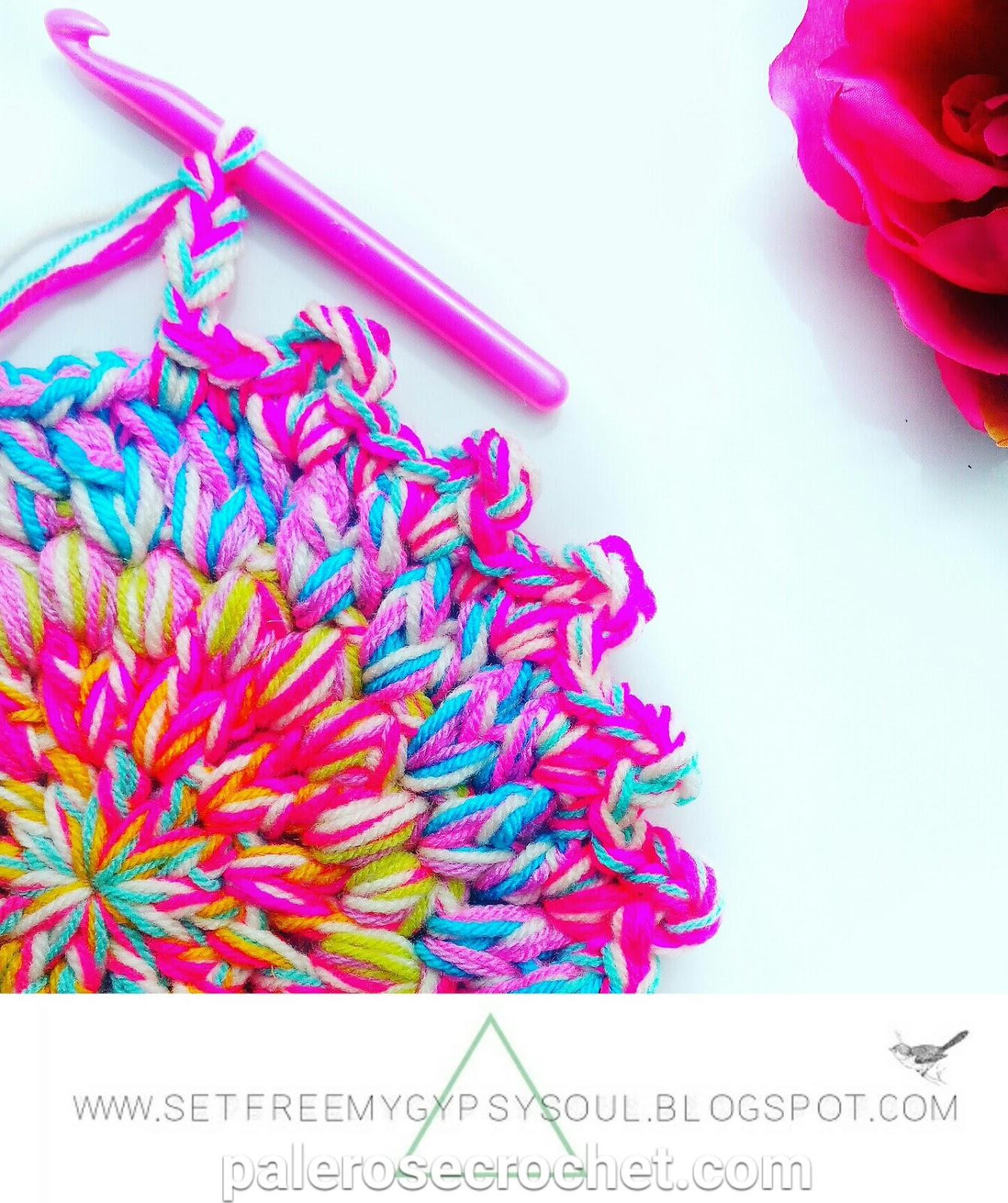 Crochet Patterns Using Mandala Yarn : Unicorn Yarn Mandala Doily Rug Free Crochet Pattern - Do you have a ...