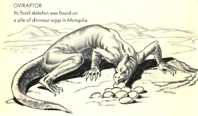 Holocene Park Oviraptor