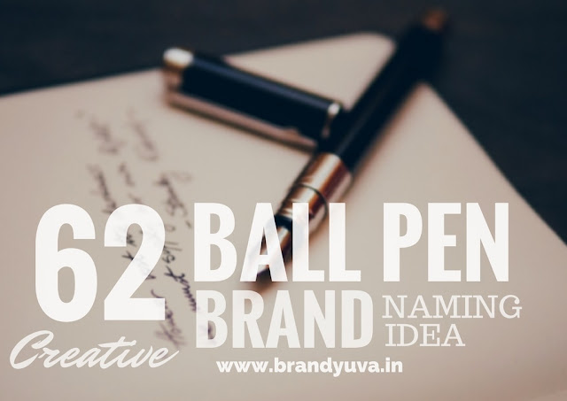 ball pen names idea