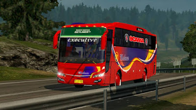 Bus Skyliner - ETS2 v1.26