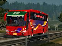 Bus Skyliner - ETS2 v1.26 - 1.32